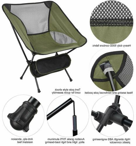 Portable Chair Outdoor Camp