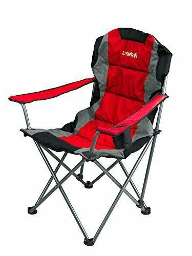 GigaTent Red Chair – Ultra Collapsible