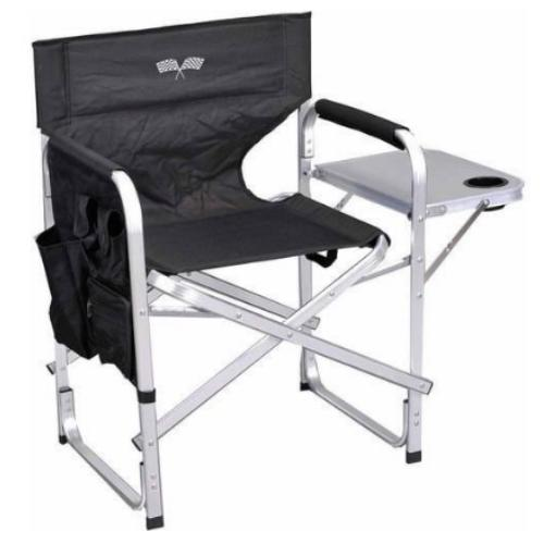 sl1204brown back folding director chair