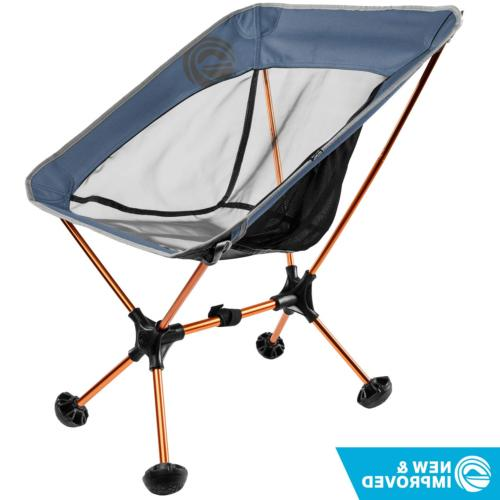 terralite folding camping beach outdoor sand chair