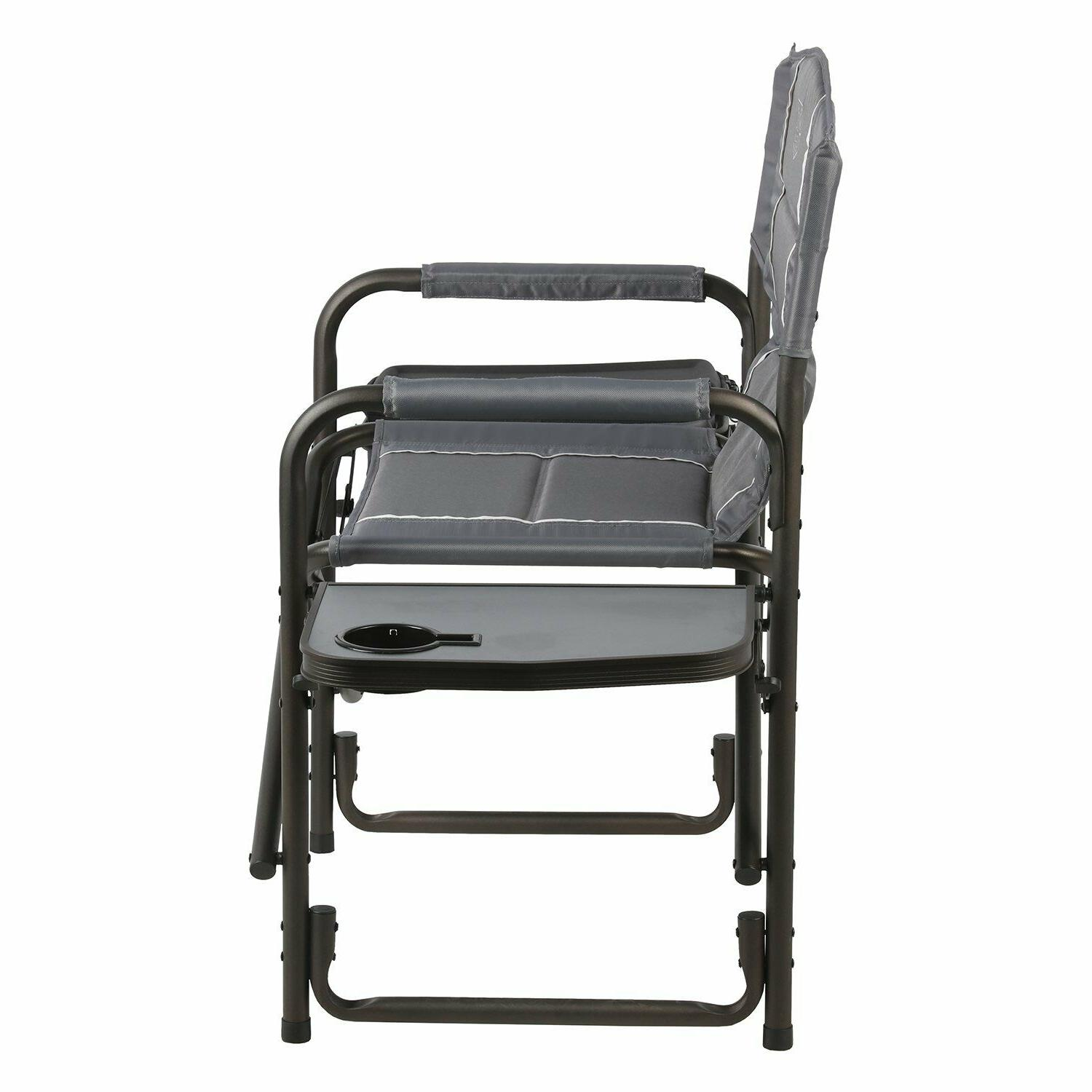 Timber Director's Chair with &