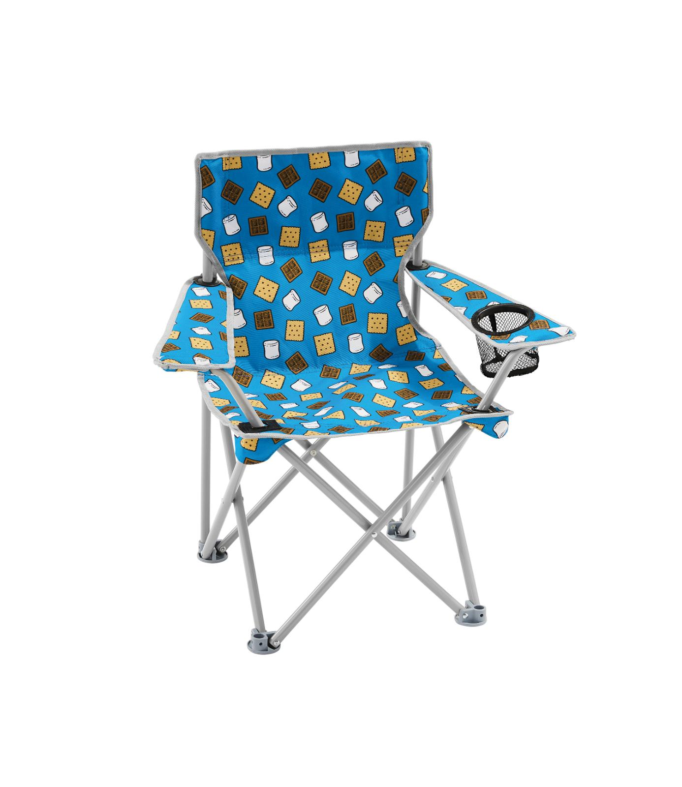 trail youth folding chair