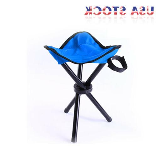 Travel Chair Tripod Stool Hiking