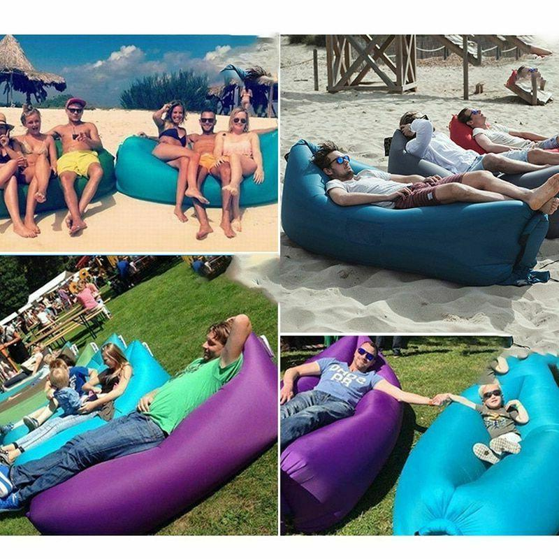 Trend Outdoor Products Infaltable Air Good Sleeping In