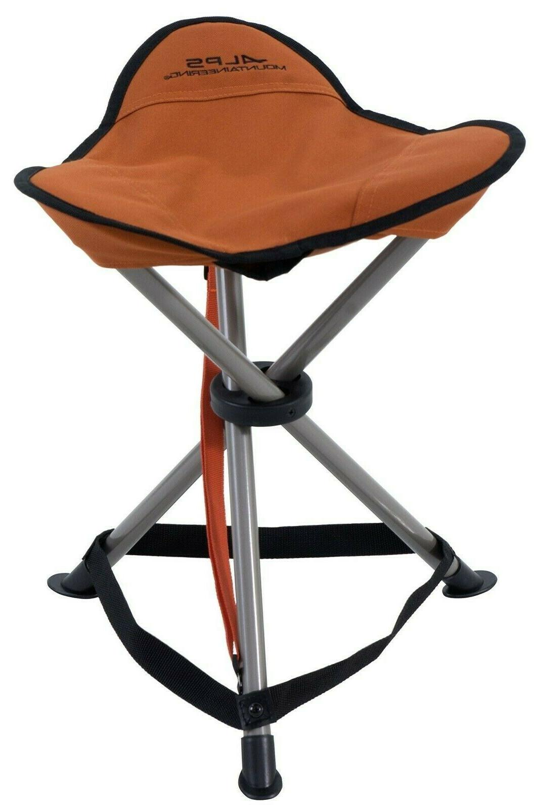 tri leg chair portable for outdoor camping