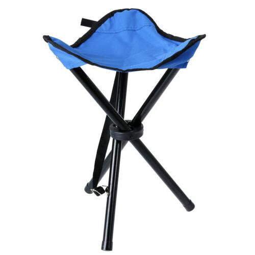 Triangle Chair Camping Hiking Fishing Folding Outdoor