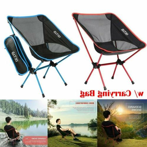 ultra light folding camping chair picnic beach