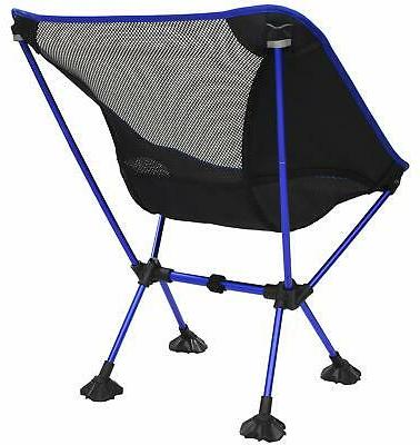 MARCHWAY Ultralight Chair with Portable fo...
