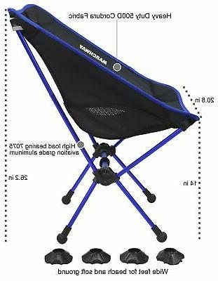 MARCHWAY Ultralight Portable Compact