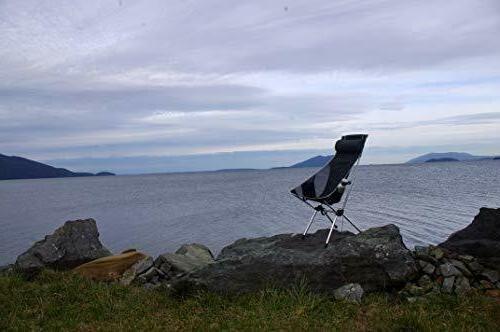 Ultralight Back Folding Camping Chair Outdoor
