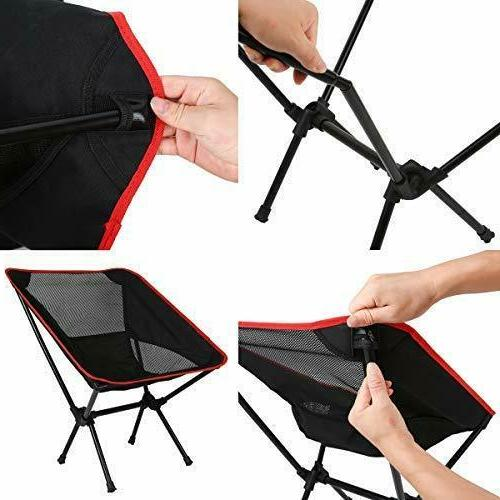 Ultralight Portable Folding Camping Chair,