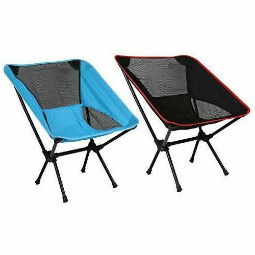 ultralight portable folding backpack camping chair compact