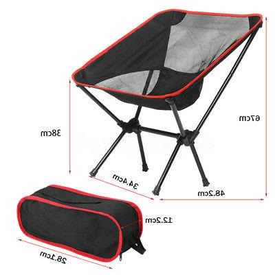 Ultralight Camping Chair Backpacking Hiking Picnic