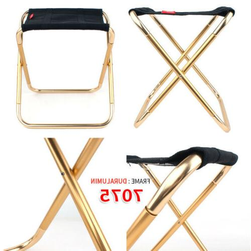 US Folding Travel Stool Lightweight