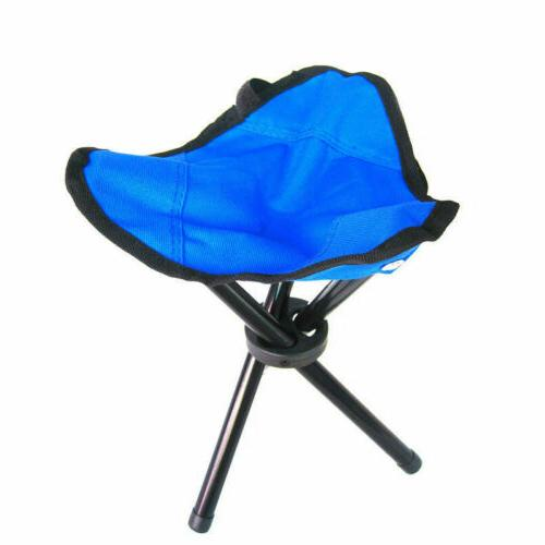 US Outdoor Fishing Travel Folding Seat Stool Chair