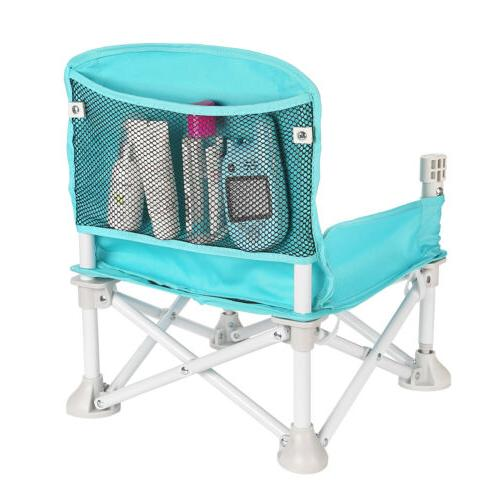 Baby Seat w/ Tray for High Chair Camping Beach