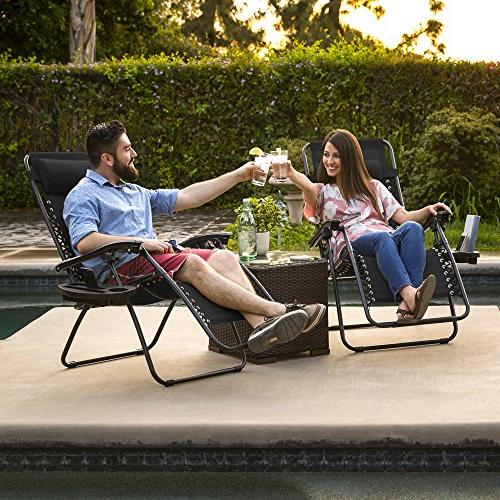 of Adjustable Zero for Pool Holder Trays, Pillows Black