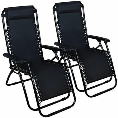 zero gravity chairs case black
