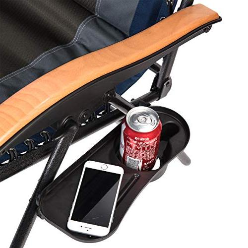 Timber XL Padded Adjustable with Headrest Support