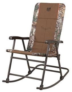 Timber Ridge Linden Smooth Glide Rocker, Camouflage