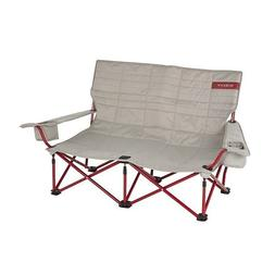 Kelty LoveSeat - Low-Tundra/Chili kty0717-Tundra/Chili Peppe