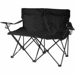 Loveseat Camping Folding Portable Chair For Two