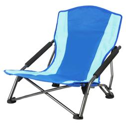 Low Camping Chair Folding Compact Picnic Concert Festival Be