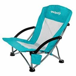 KingCamp Low Sling Beach Camping Concert Folding Chair with