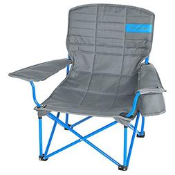 Kelty Lowdown Camp Chair - Smoke/Paradise Blue