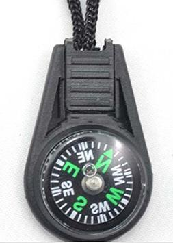 CC-JJ - Mini Hanging Ring Compass For Camping