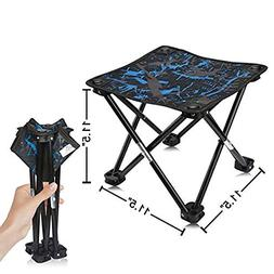 Mini Portable Folding Stool,Folding Camping Stool,Outdoor Fo