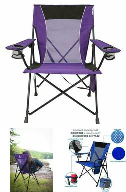 mobile chair accesories Purple color trips  Portable Camping