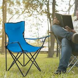 Mul Color Portable Folding Camping Chair Outdoor Beach Fishi