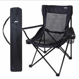 NEW Heavy Duty Folding Chair Outdoor Camp Adults Sport-Steel