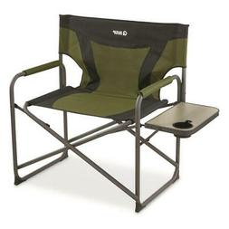 New Oversized XXL Director's Fishing Camping Chair 600-lb. C