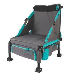 NEW Coleman Treklite Plus Cooler-pack Chair Camping