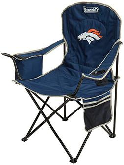 nfl broncos cooler quad chair
