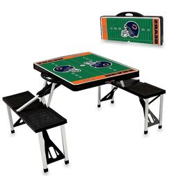 NFL Chicago Bears Portable Picnic Table by Picnic Time
