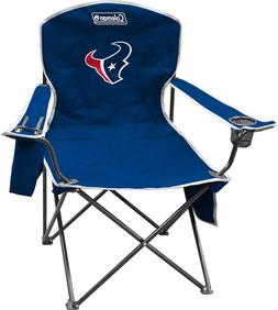 Coleman Nfl Cooler Quad Folding Tailgating  Camping Chair Wi