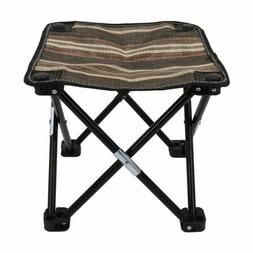 Outdoor Camping Folding Waterproof Fabric Chair Portable Fis