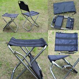 Outdoor Camping Ultralight Portable Folding Fishing Chair BB