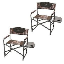 Timber Ridge Outdoor Folding Camping Directors Chair & Side