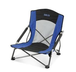 Outdoor Folding Event/Beach Camp Chair With Carry Bag Color