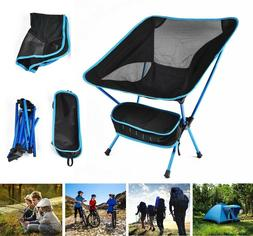 Outdoor High Back Folding Beach Chair Camping Furniture Port