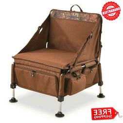 Outdoor OVERSIZED CAMPING CHAIR Ground Blind Deer Hunting Ga
