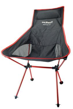 Outdoor Picnic Portable Camping Chair Compact Ultralight Fol