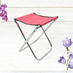 Outdoor Thicken Stool Folding Camping Chair Multifunctional