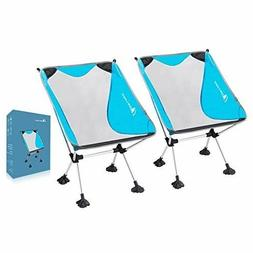 Outdoor Ultralight Portable Folding Chairs with Carry Bag Ca
