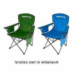 Oversized Camp Folding Chair Carry Bag Watch Sports Backyard
