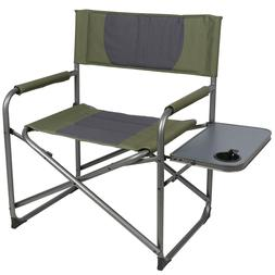 Oversized Camping Lounge Chair Large Folding Outdoor Portabl